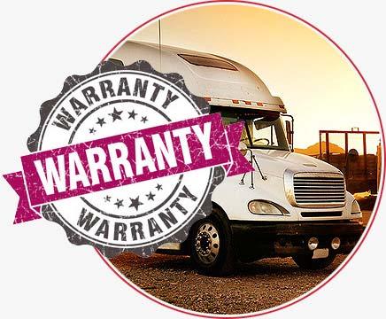 Semi Truck Tractor 18 Wheeler Warranty