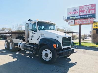 2007 Mack Granite CV713 Day Cab Truck, Blower, Wet Kit, 474,068 Miles