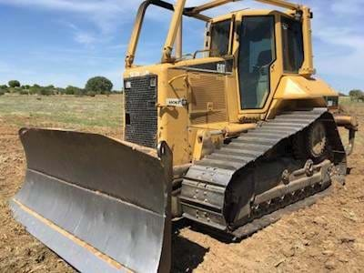 2007 D6N XL Caterpillar Dozer - Hours 10,740, Rippers, 6 Way Blade
