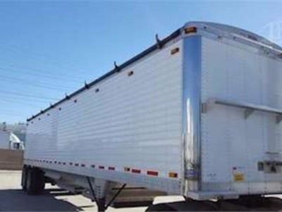 2011 Timpte 40x102x84 Grain Hopper Trailer, Closed Axle