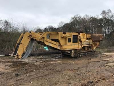 2006 Extec C12+ Crawler Jaw Crusher