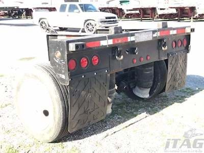2005 Talbert Pin on Flip Axle