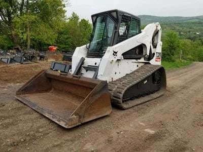 2007 Bobcat T320 Skid Steer - 3,163 Hours, High Flow Hydraulics