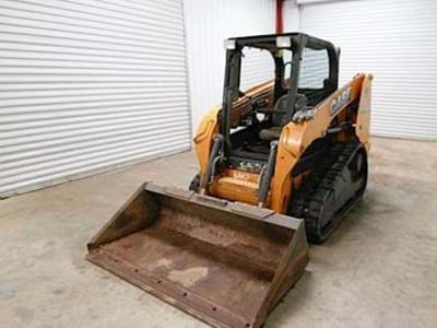 2013 Case TR270 Skid Steer, 70 HP, Two Speed. Ride Control, Float Control